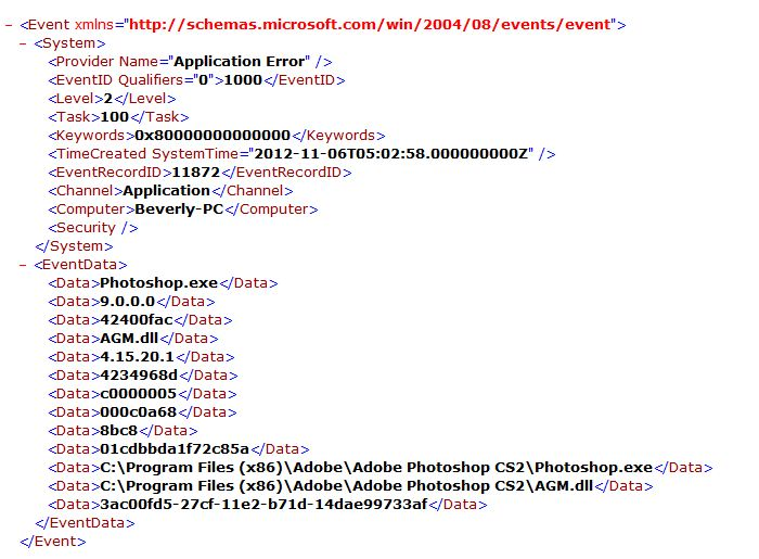Click image for larger version  Name:Event Error.JPG Views:148 Size:78.7 KB ID:118348