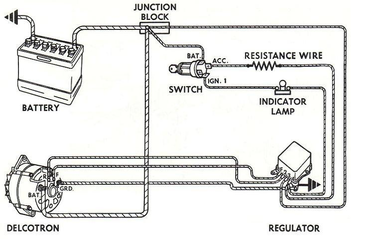 chevy 350 4pin hei wiring questions - tech support forum, Wiring diagram