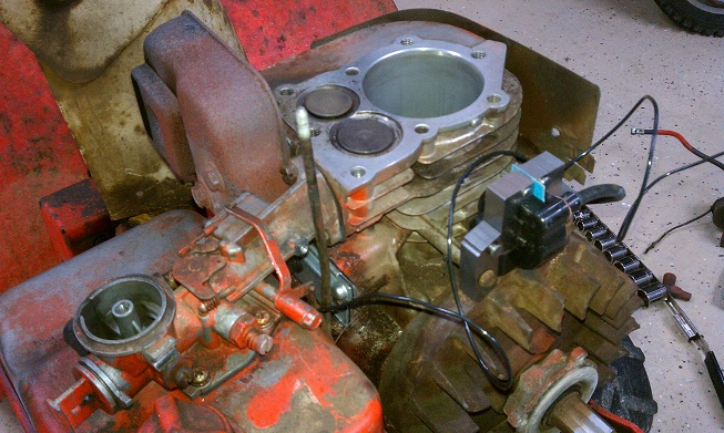Briggs stratton 5hp 130202 no spark after new ignition coil click image for larger version name imag0162g views 13630 size 1295 swarovskicordoba Gallery