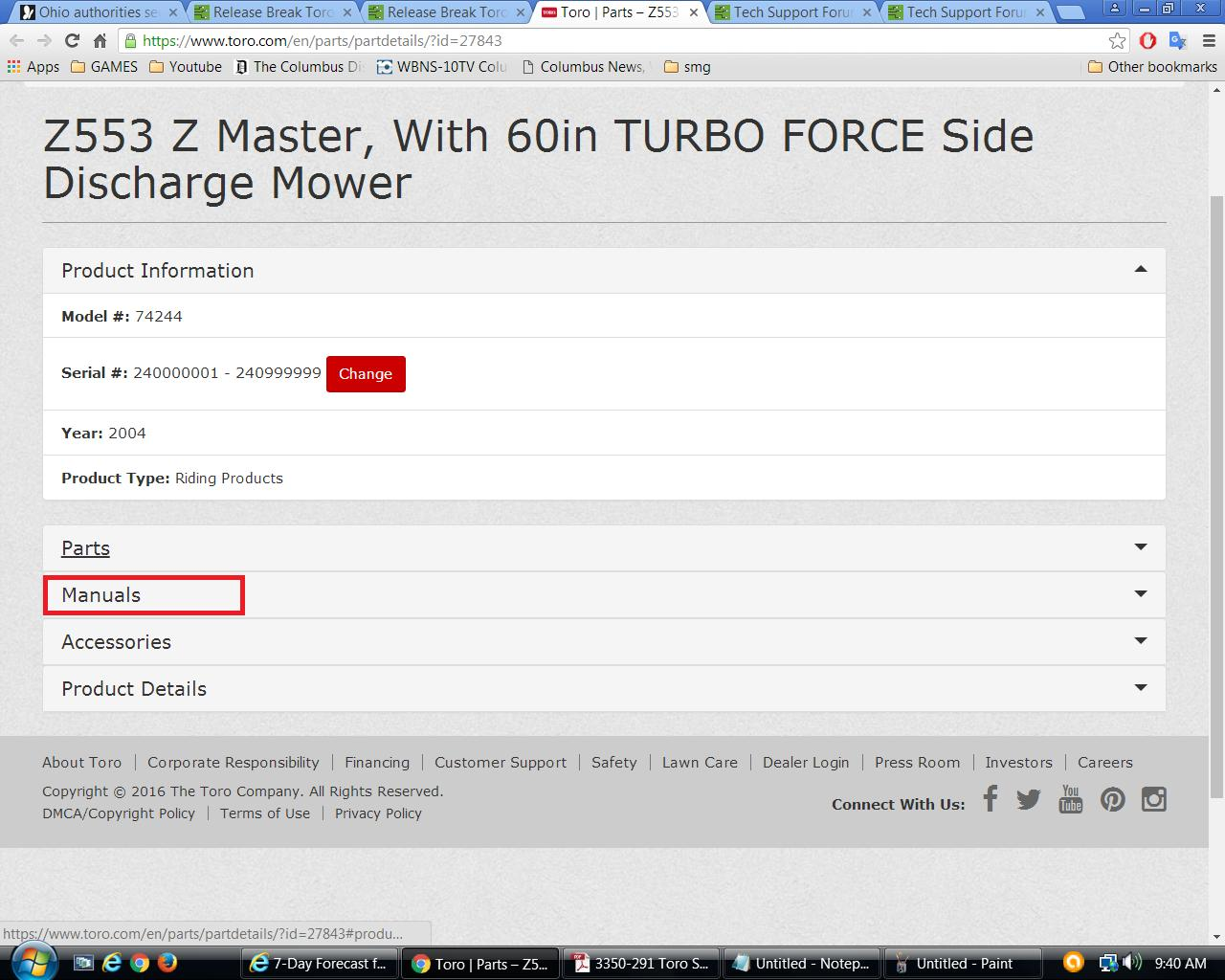 Release Break Toro Z-Master shuts down - Tech Support Forum on toro 74246 wiring diagram model, toro lawn mower wiring diagram, toro wheel horse wiring-diagram,