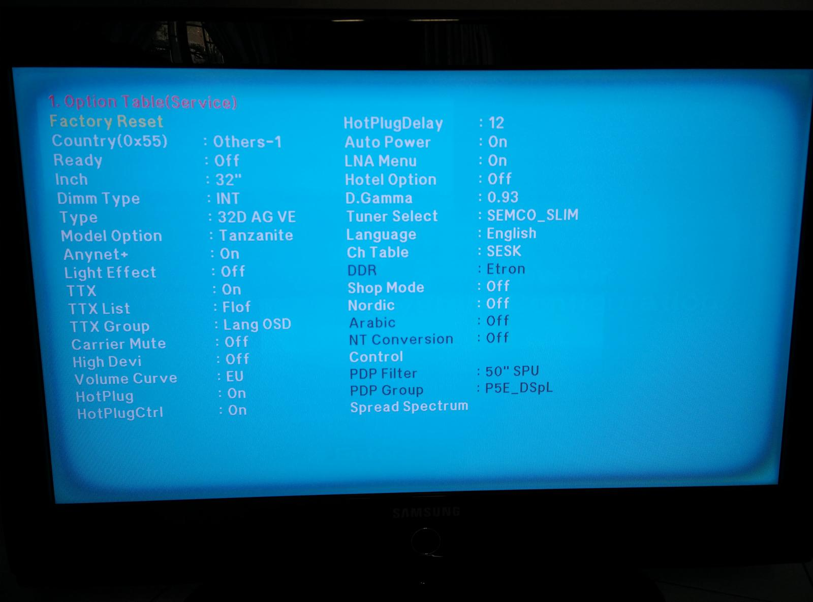 samsung tv factory reset. samsung tv colour problem tv factory reset