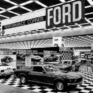 Ford Auto Show